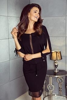 Seksowna sukienka b-82-02