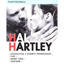 Hal Hartley BOX [4DVD]