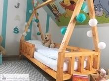 Łóżeczko domek DIY - sprawdź jak możesz wykonać je krok po kroku dla swojej pociechy. Kliknij więcej po zdjęcie
