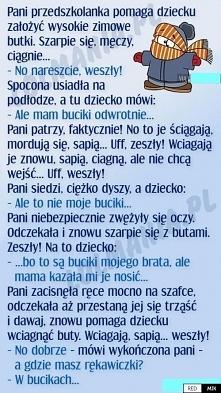 Buciki;-)
