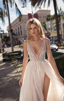 Cudowne suknie ślubne Berta...