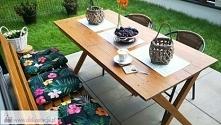 Meble ogrodowe, które samod...