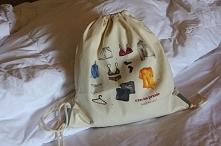 Worek/plecak na pranie w podróży Przedsprzedaż