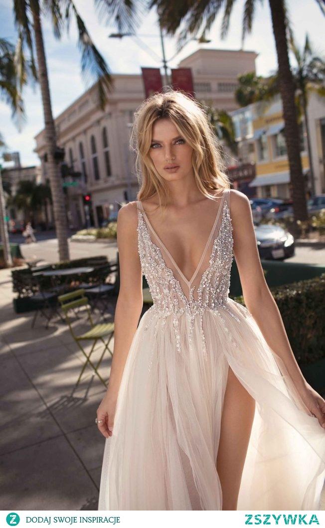 Cudowne suknie ślubne Berta Bridal - cała kolekcja MUSE na blogu ślubnym Panna Allure <3