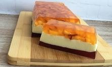 Ciasto bez pieczenia z galaretek