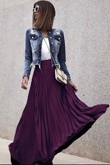 piękna spódnica <3