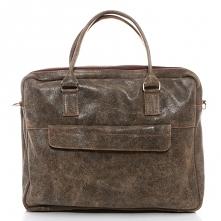 Skórzana torba na laptopa 1...