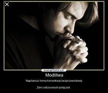 Może modlitwa o siłę dla rodziców, którzy stracili dzieci w Darłówku...