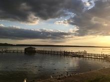 Jezioro Sławskie. Śląskie morze ziemi Lubuskiej.