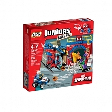 LEGO Juniors Kryjówka Spiderman - 10687