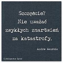 Szczęście - Andre Maurois