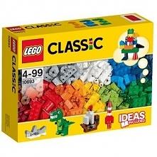 Klocki LEGO Classic Kreatywne budowanie 10693 od 4 lat
