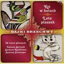 Bajki Brzechwy: Kot w butach/Lata ptaszek [CD]