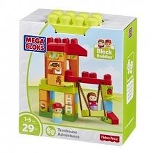 Mega Bloks Treehouse Adventures Building Set