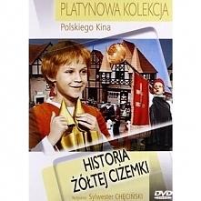 Historia żółtej ciżemki [DVD]