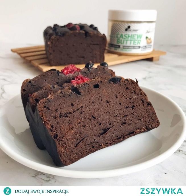 Fit brownie z batatów