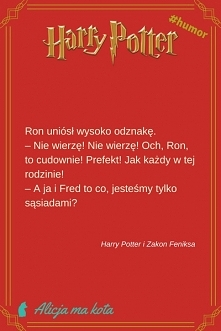 Cytat z Harry'ego Pott...