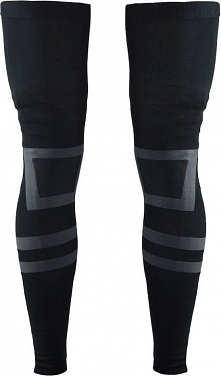 Craft Ocieplacze na nogi Seamless Leg Warmer 2.0 czarne r. M-L (1904944 - 9999)