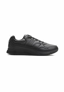 Czarne Buty Sportowe Fill Out