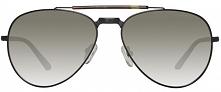 Gant Męskie Okulary Przeciwsłoneczne Czarne