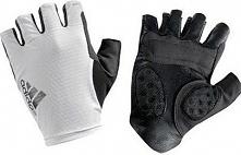 Adidas Rękawiczki męskie Adistar Gloves Shortfinger S05522 białe r. L