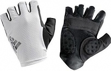 Adidas Rękawiczki męskie Adistar Gloves Shortfinger S05522 białe r. M