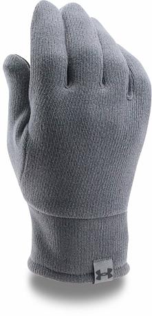 Under Armour Rękawiczki męskie Men's Wool Glove szare r. S (1300084-040)