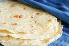 Pyszna domowa tortilla! Potrzebujesz tylko 4 składników! [PRZEPIS]