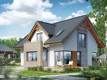No i wybraliśmy nasz wymarzony dom ;-) Czas zacząć budowę...