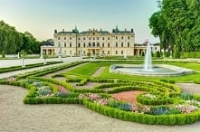 Pałac Branickich w Białymstoku. Perełka Polesia. Zapraszamy na puzzlefactory.pl