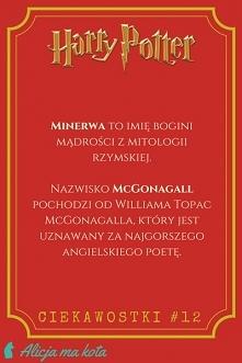 Co oznaczają imiona i nazwiska postaci w Harrym Potterze?