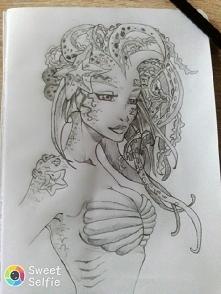 Rysunek ołówkiem ^^