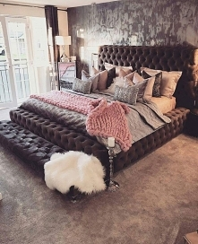 magiczna sypialnia :)