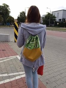 Mam i ja :) W sklepie mam dostępne jeszcze dwa plecaki i parę toreb a już nie...