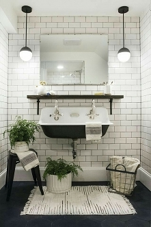 łazienkowy kącik