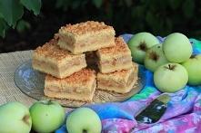 Kruche ciasto jabłkowe