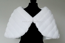 etola do sukienki ślubnej