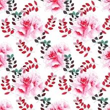 Kwiaty w kolorze landrynkowym