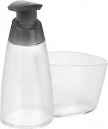Tescoma  Dozownik detergentu z miejscem na gąbkę CLEAN KIT 350 ml  (900614.00)