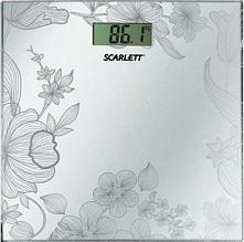Waga łazienkowa Scarlett SC-215