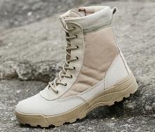 Taktyczne, militarne buty m...