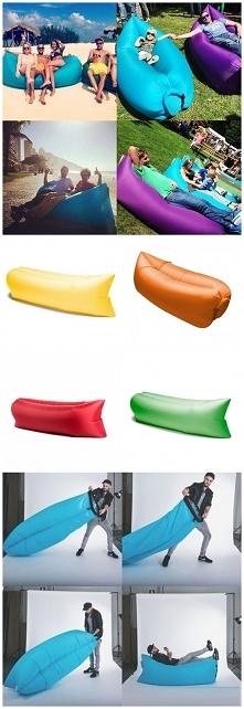 Sofa nadmuchiwana idealna d...
