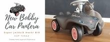 Piękny jeździk BIG New Bobby Car Pantera w sklepie z zabawkami Brykacze