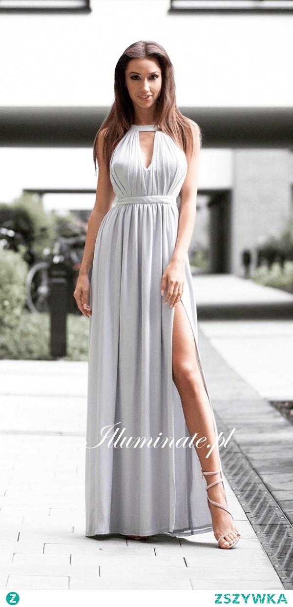 Maxi sukienka z kolekcji Illuminate <3 Idealna dla druhny <3