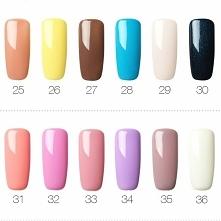 Który kolor wam się podoba