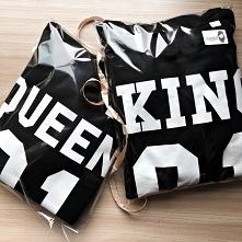 Bluzy Queen i King 20% taniej ♥ swagshoponline.pl (zakładka: Dzień Chłopaka)