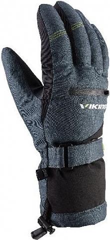 Viking Rękawice unisex Duster szaro-zielone r. 10 (110/20/2012/64)