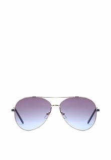 Niebiesko-Złote Okulary Chamomile