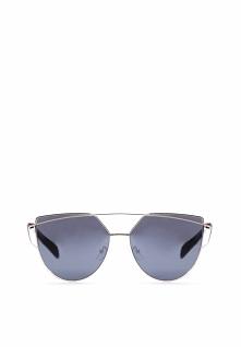 Złoto-Czarne Okulary Magenta Madness