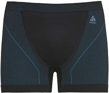 Odlo Bokserki męskie Boxer PERFORMANCE Windshield XC-Skiing czarno-niebieskie...